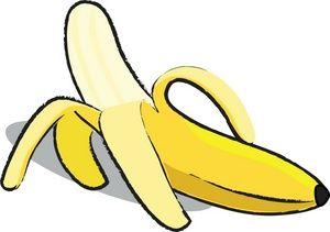 best sweet images. Banana clipart open