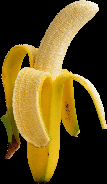 Transparent png stickpng. Banana clipart open
