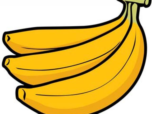 Banana clipart piece. Free on dumielauxepices net
