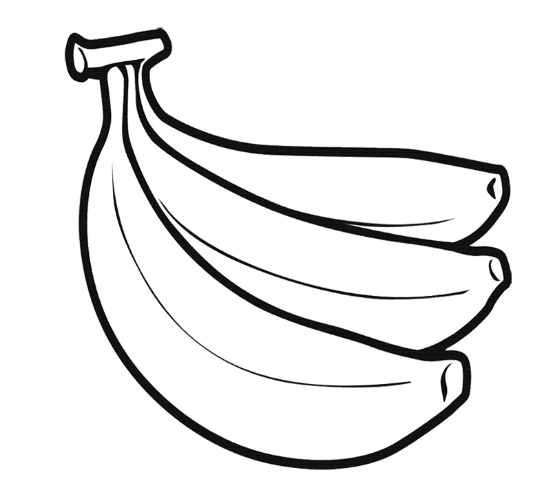 Banana clipart printable. Free images download clip