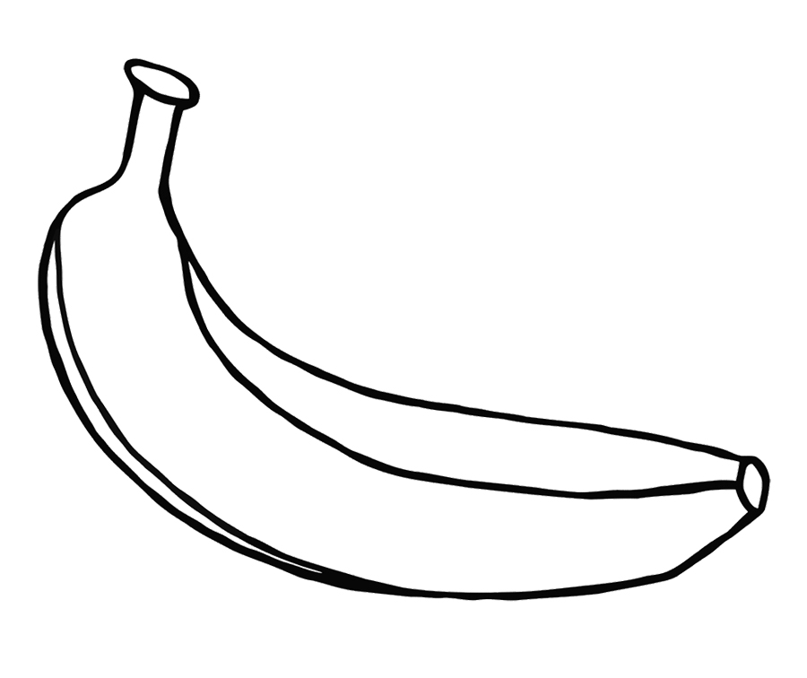 Free images download clip. Banana clipart printable