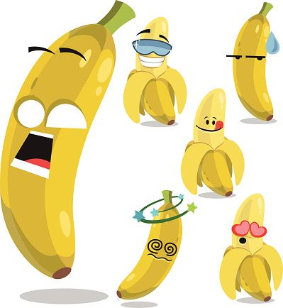 Banana clipart reference.  best bananas images