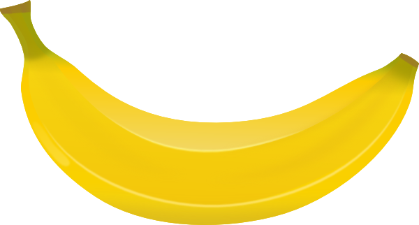 Banana clipart reference. Inventing with makeymakey russo