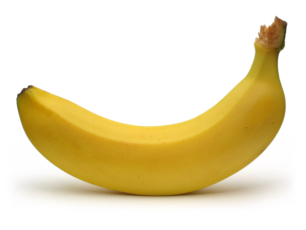 Free images at clker. Banana clipart reference