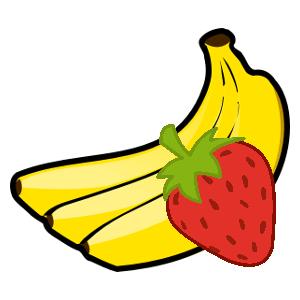 Uis vapes. Banana clipart strawberry banana