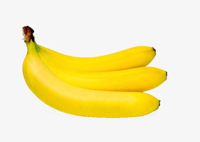 Banana clipart three. Bananas sweet food png