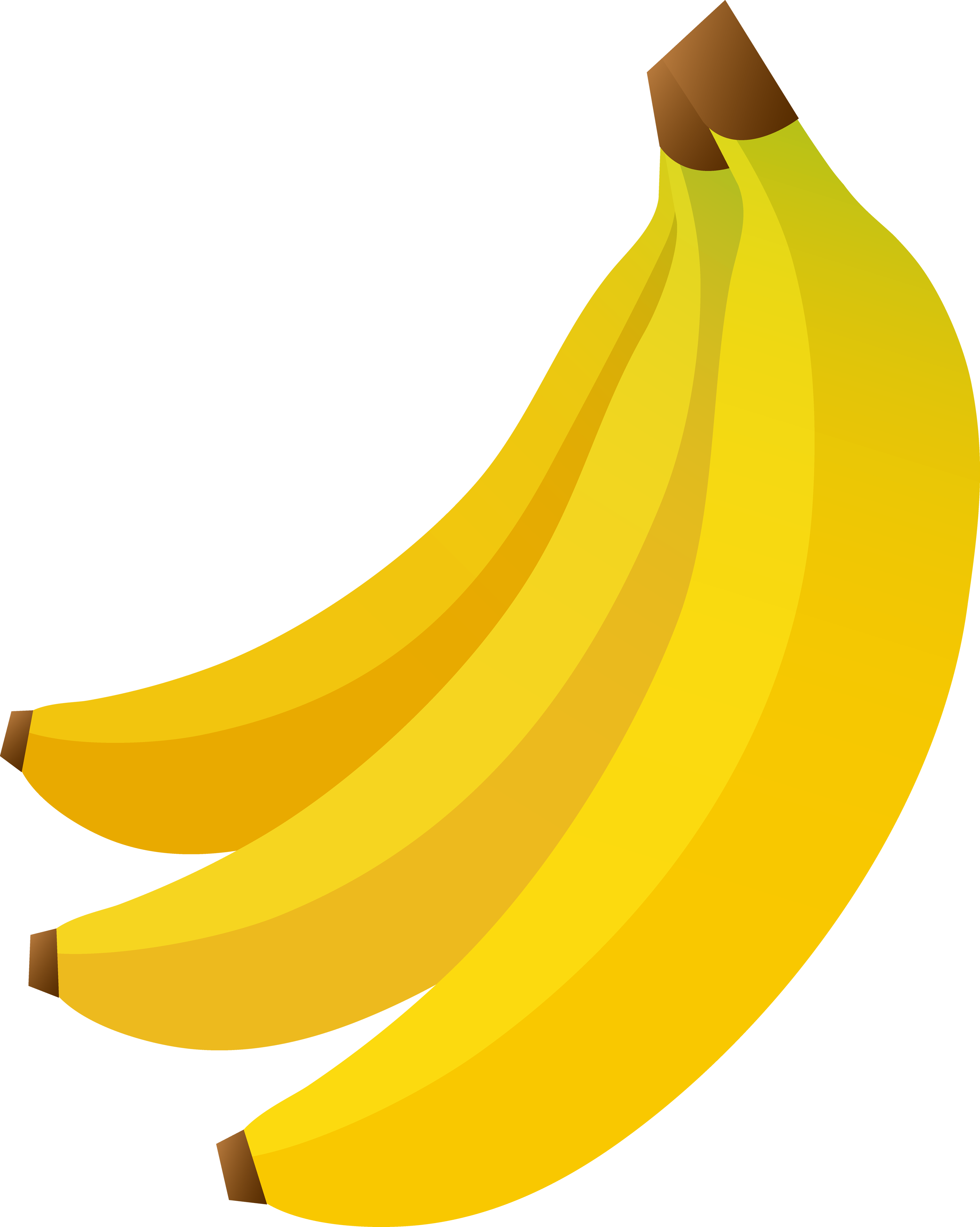 Png image purepng free. Banana clipart transparent background