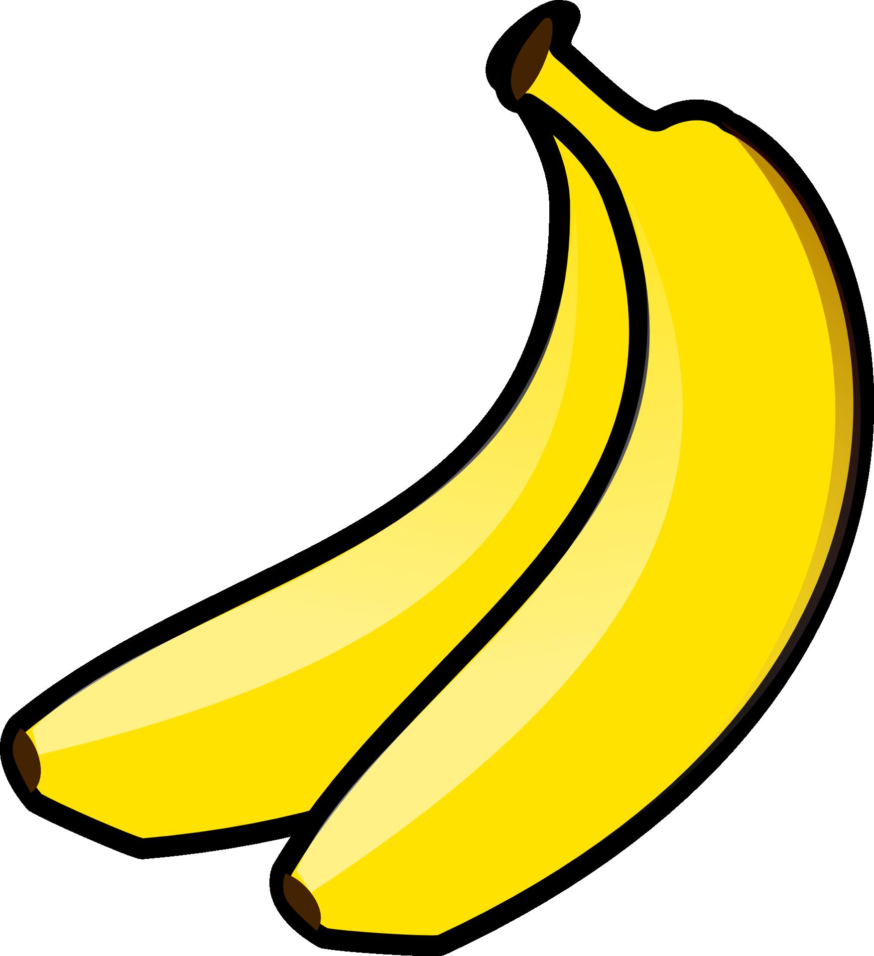 Bananas clipart two. Juicy free image