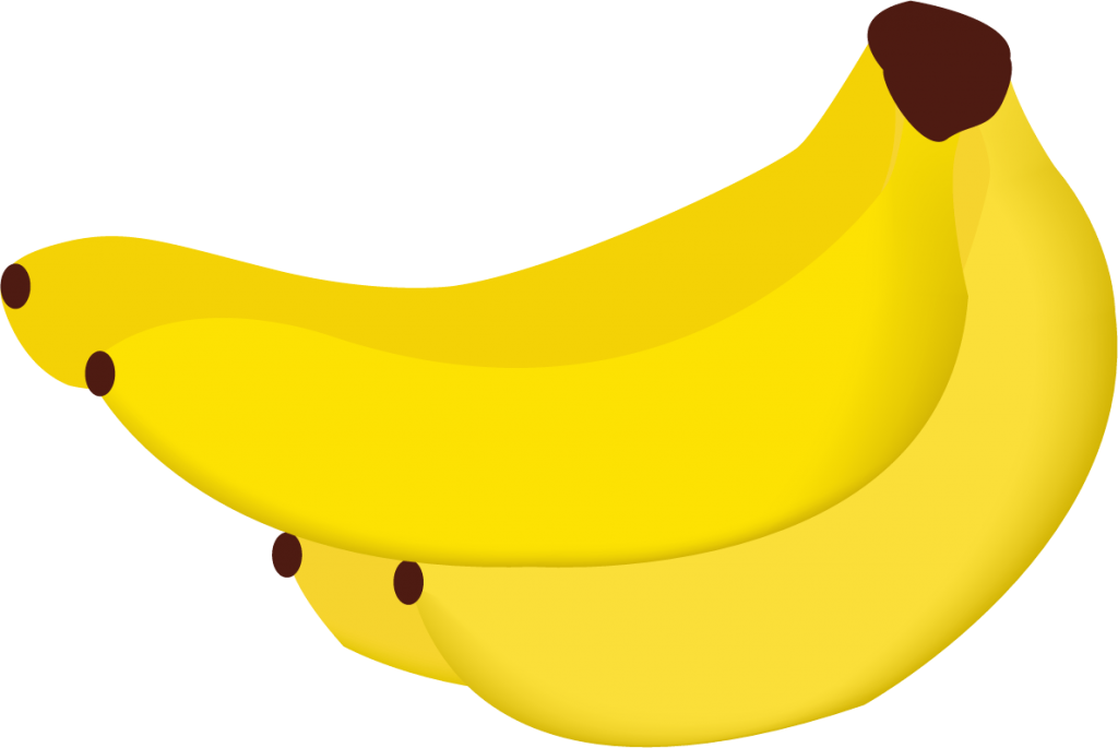 Yellow png peoplepng com. Bananas clipart transparent background