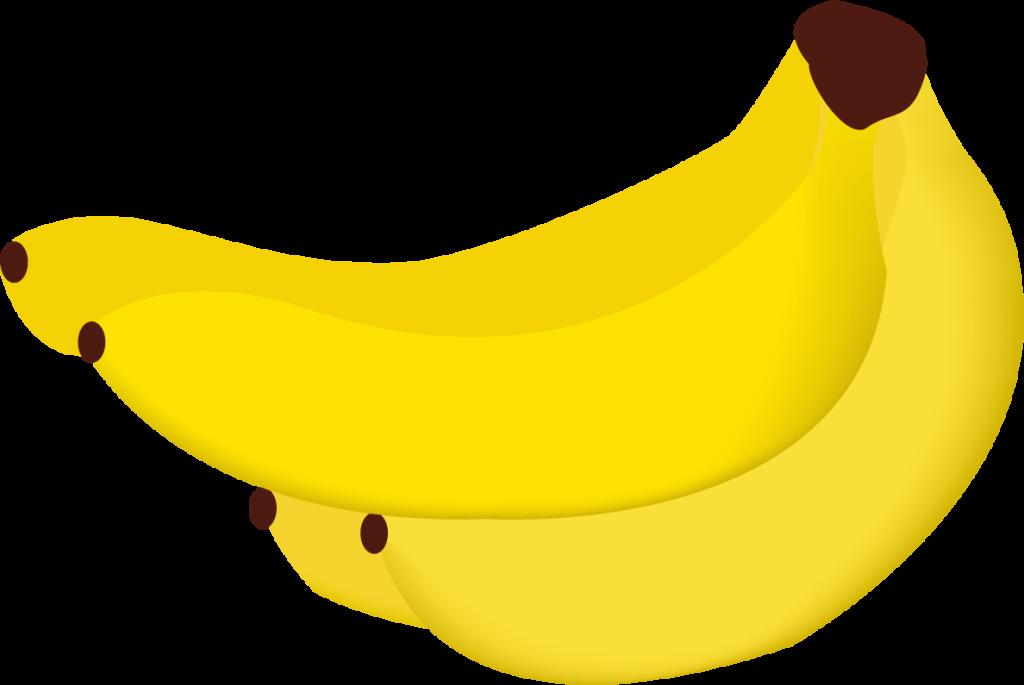 Banana clipart yellow banana. Bananas png peoplepng com