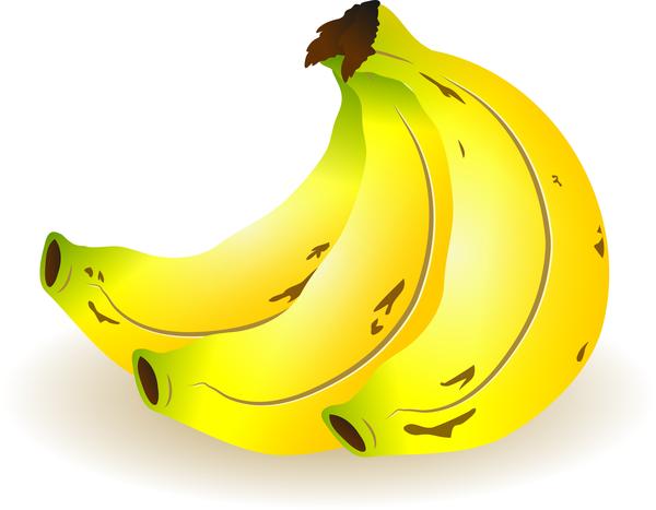 Bananas clipart 1 banana. Bunch of free images