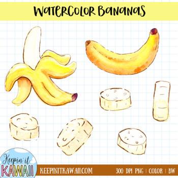Bananas clipart 1 banana. Clip art teaching resources