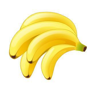 clipart banana 5 banana