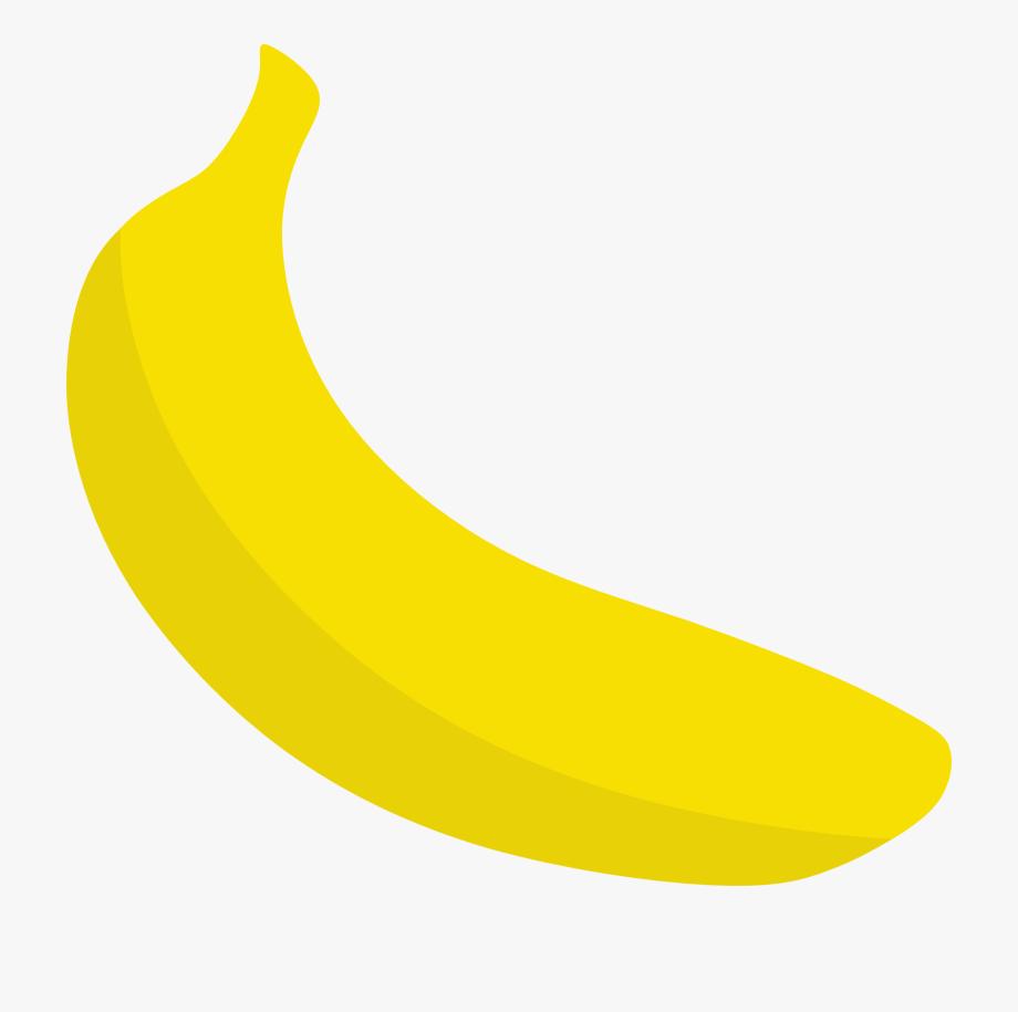 Big banana drawing . Bananas clipart banaba