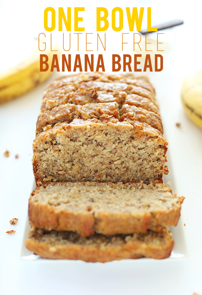 bowl gluten free. Bananas clipart banana cake