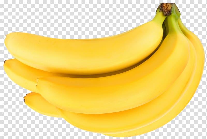 Large ripe transparent . Bananas clipart banana fruit