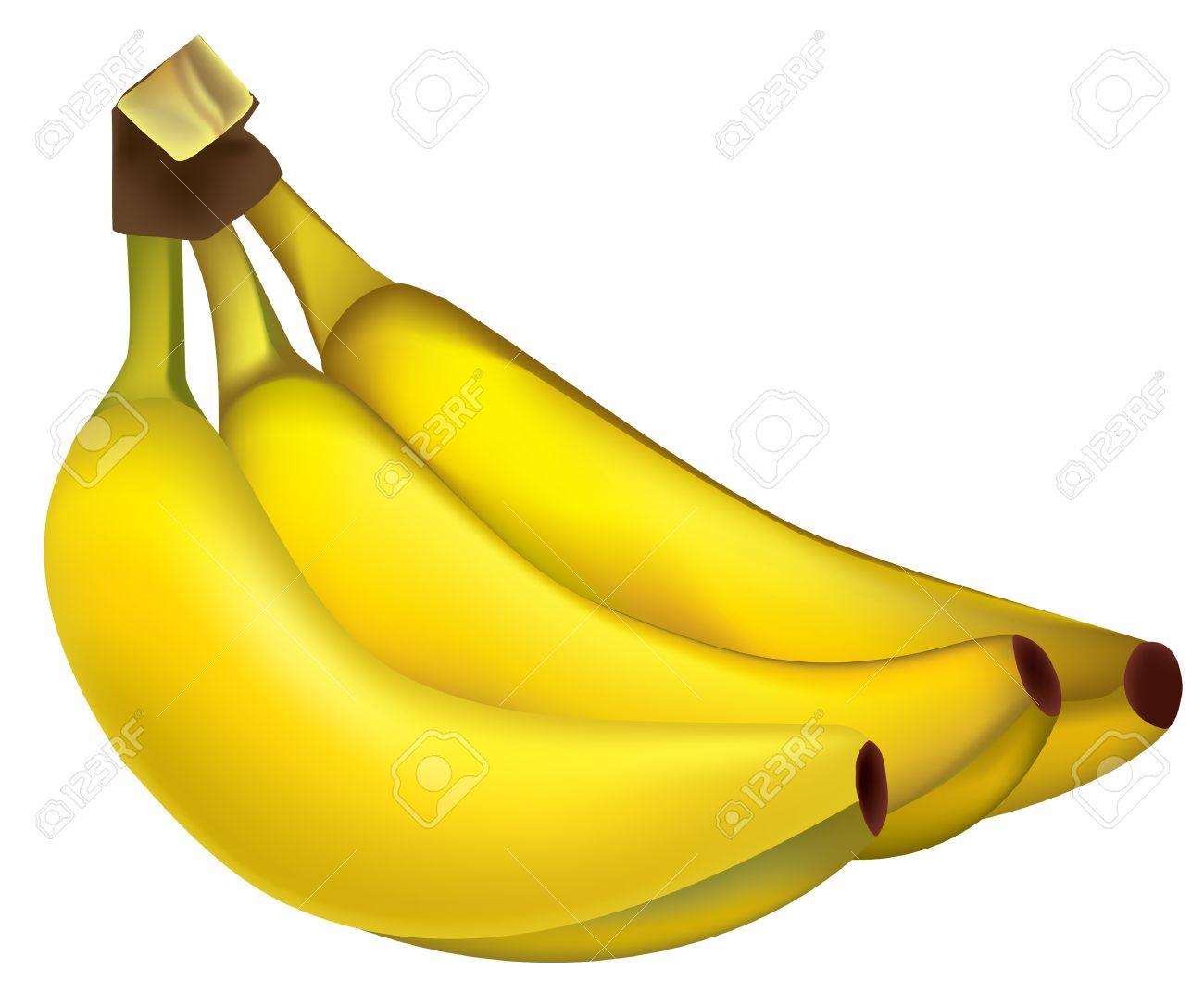 Bananas clipart bnana. Clip art clipartpen