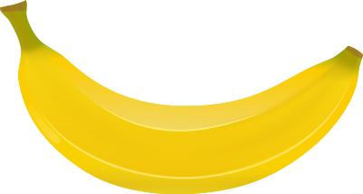 Clip art download clipartix. Bananas clipart bnana