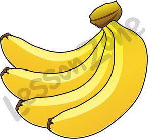 Free banana with face. Bananas clipart bnana