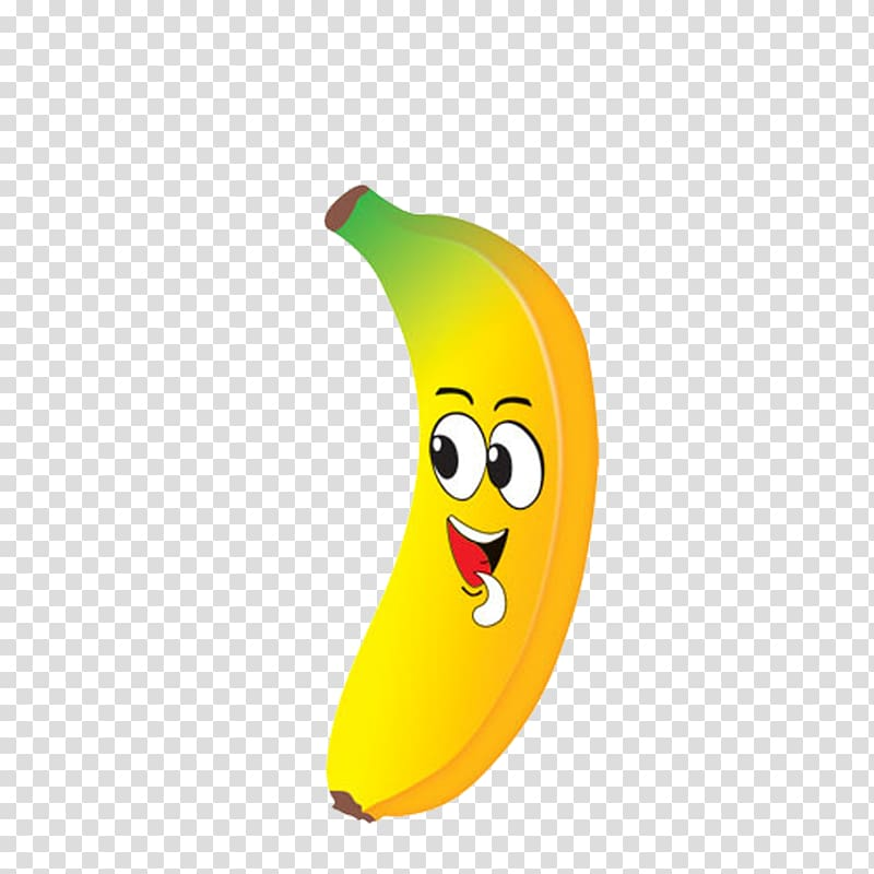 Bananas clipart carton. Banana cartoon fruit transparent