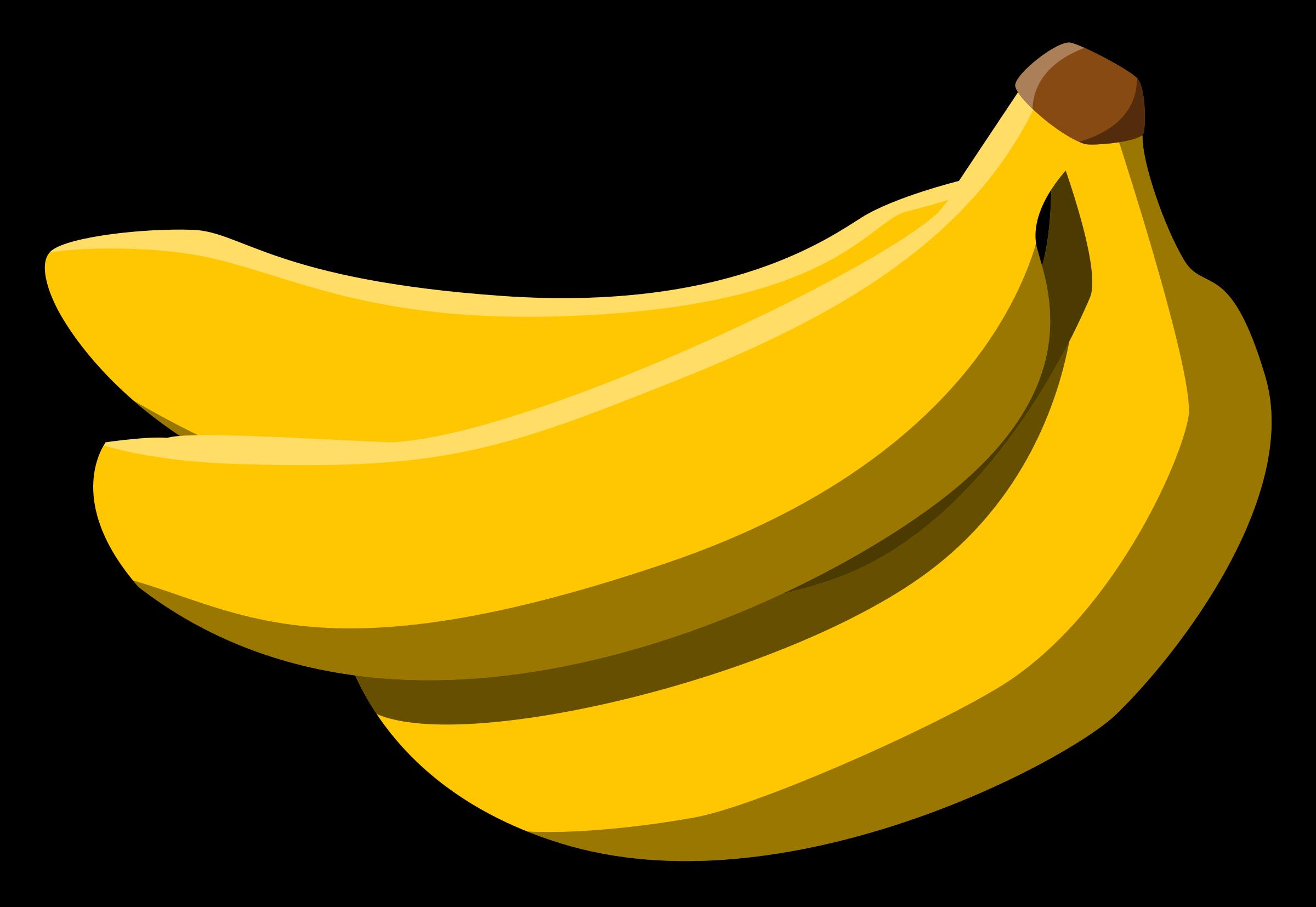 Bananas clipart icon. Big image png