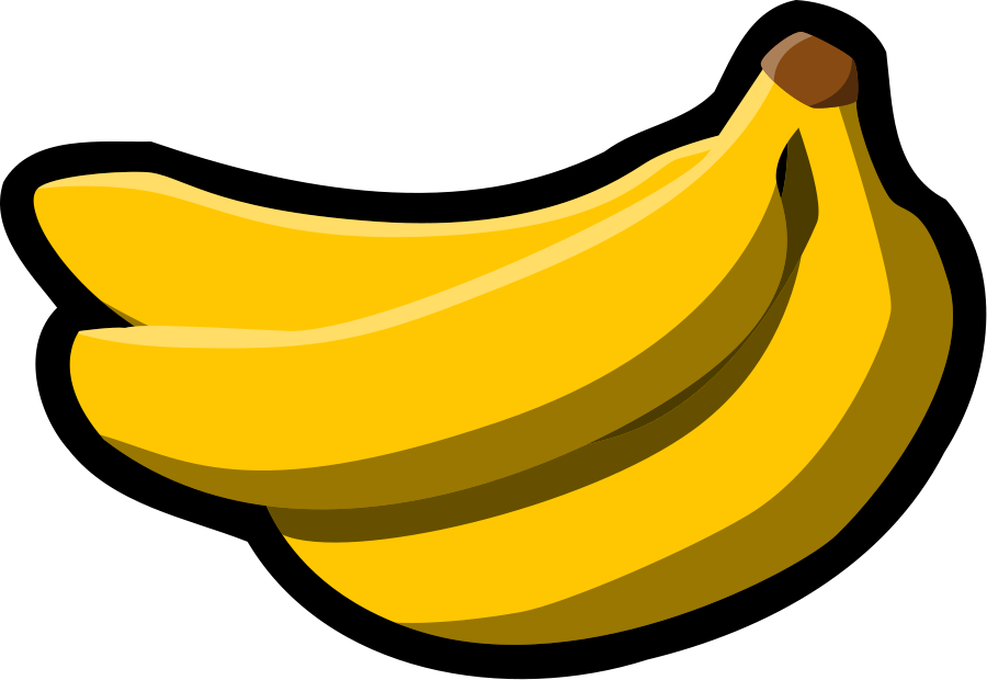 clipart banana file