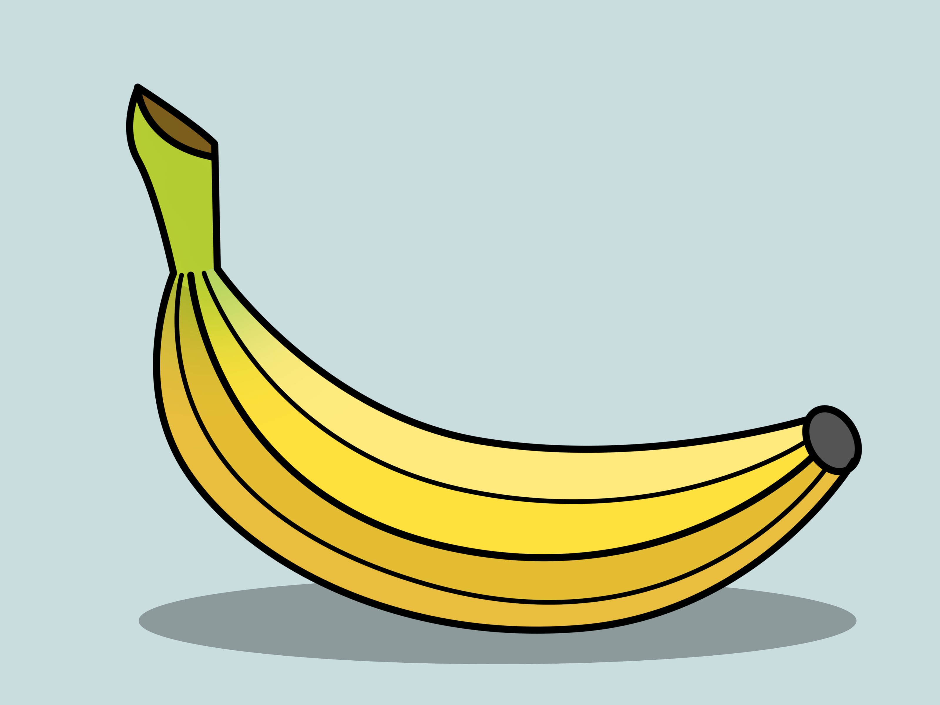 Bananas clipart two.  collection of images