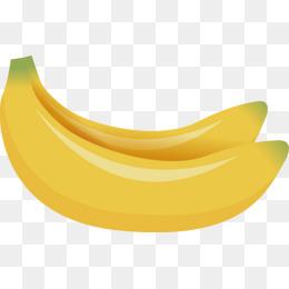 Banana png vectors psd. Bananas clipart vector