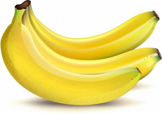 Banana clipart vector. Free download for commercial