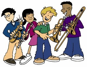 Free school cliparts download. Band clipart