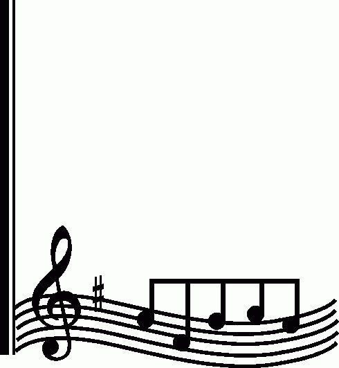 best music clip. Band clipart abstract