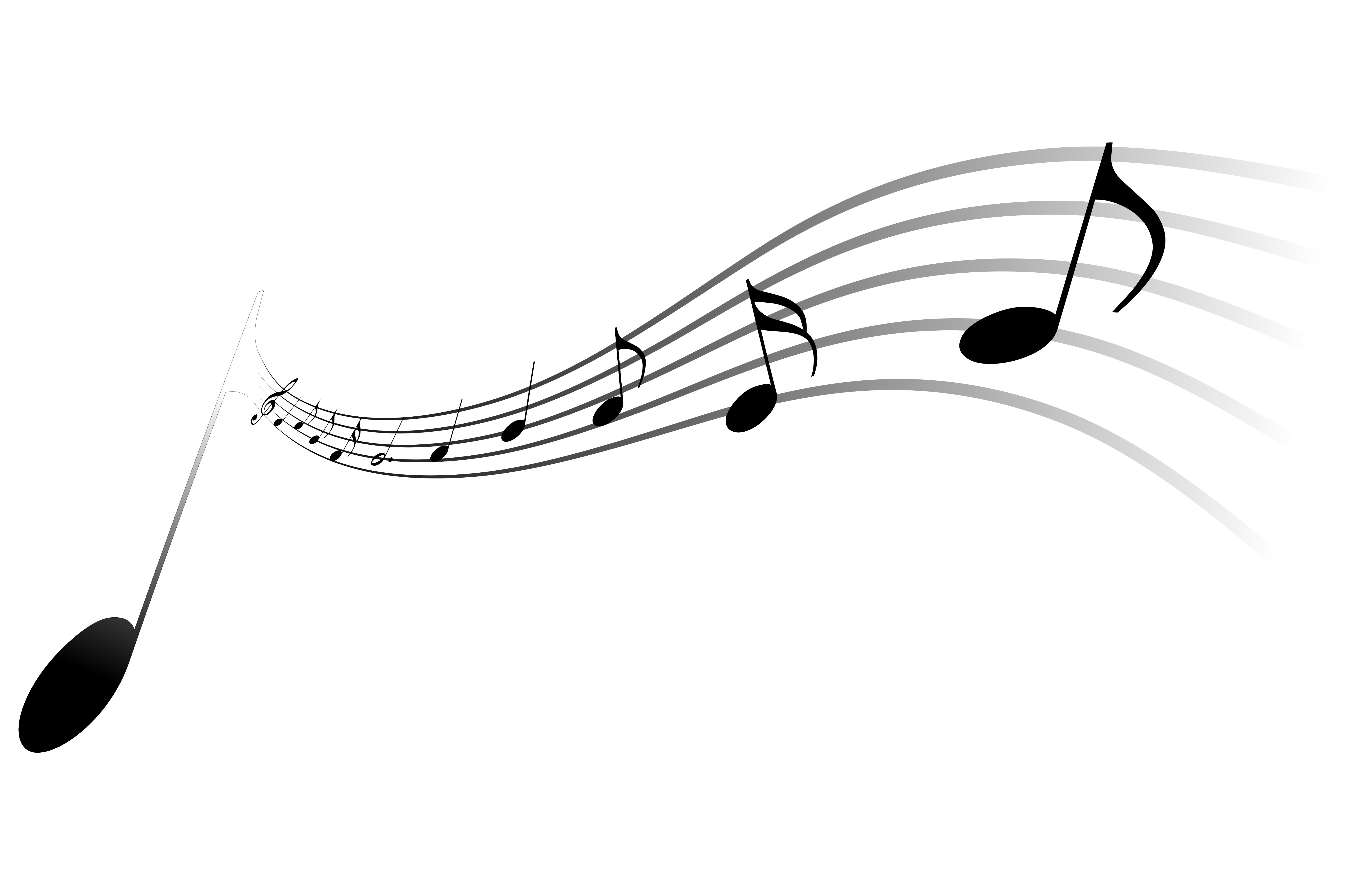 Band clipart abstract. Music note wallpaper download