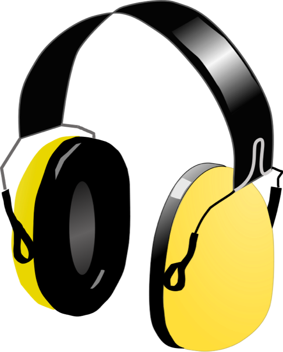 Listening clipart ears clipart. Free music headphones