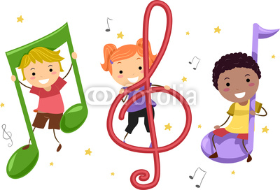 Music for pencil and. Beetle clipart kid