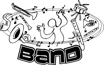 Free incep imagine ex. Band clipart band director