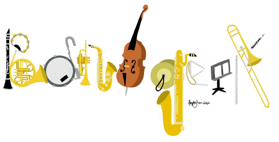 Flute clipart concert band. Geek by whereshadowsthrive on