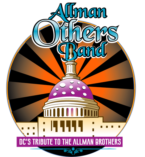 The allman others dc. Band clipart band live
