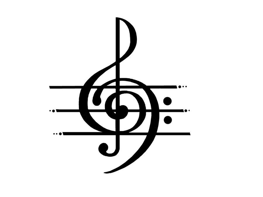 Orchestra clipart music symbol. By ladyeru on deviantart
