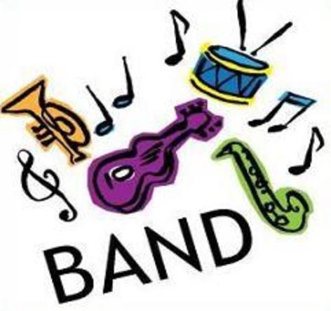 Band clipart band room. Mrs daldine saint mary