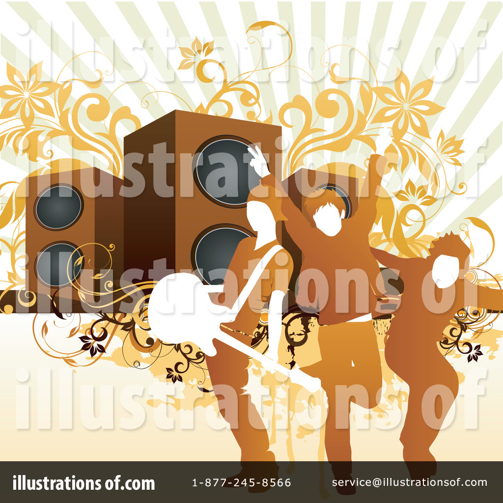 Music illustration by onfocusmedia. Band clipart band room