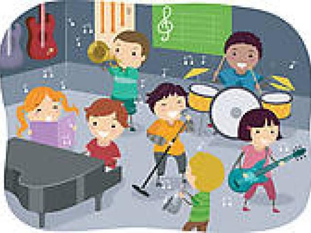 Free download clip art. Band clipart band room