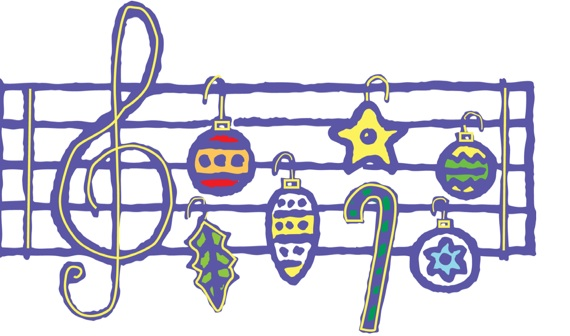 Concert clip art library. Band clipart holiday