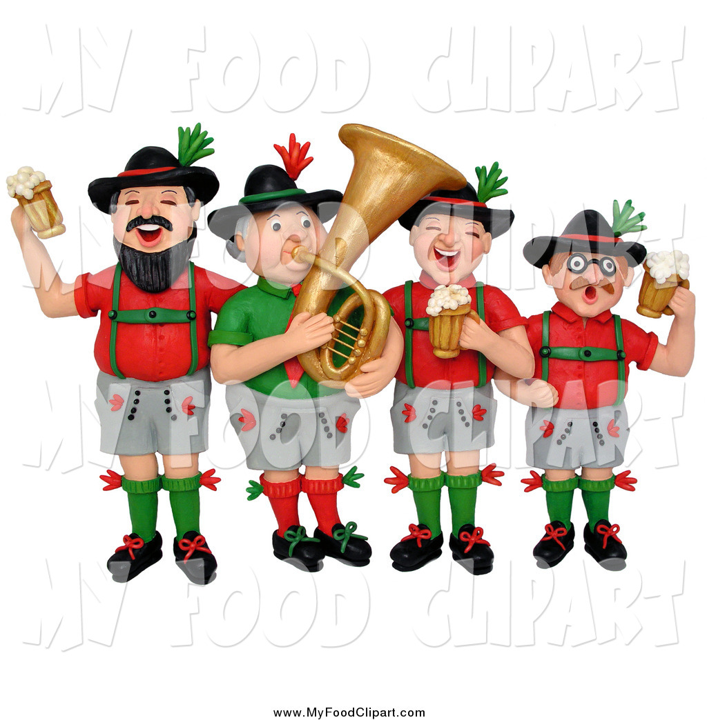 Band clipart holiday. Food clip art of