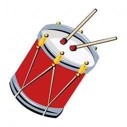 Drums clipart marching band drum. Big clipartix clip art