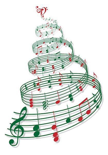 Christmas concert midlothian messenger. Band clipart holiday
