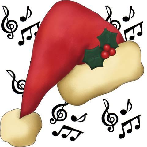 Fvms and chorus winter. Band clipart holiday