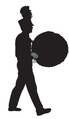 The arts image pbs. Band clipart marching band