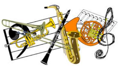 Band clipart music classroom. Choir