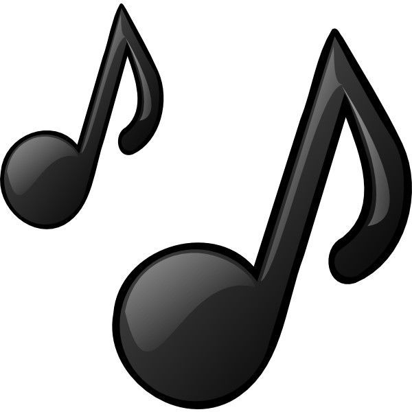 Notes clip art liked. Band clipart music education