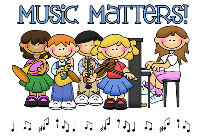 . Band clipart music education